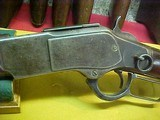 #4912Winchester 1873-SRC (Saddle Ring Carbine), 3rd Variation, 134XXX(1883 mfgr), - 13 of 20