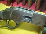 #4912Winchester 1873-SRC (Saddle Ring Carbine), 3rd Variation, 134XXX(1883 mfgr), - 4 of 20