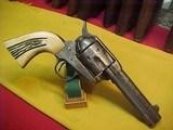 """#4984 Colt S/A, 4-3/4""""x44WCF, 114XXX(1884)"""