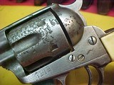 """#4960 Colt S/A 4-3/4""""x45COLT, tight action and about a """"7"""" bore - 6 of 18"""