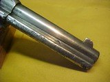 """#4960 Colt S/A 4-3/4""""x45COLT, tight action and about a """"7"""" bore - 4 of 18"""