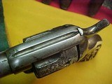 """#4960 Colt S/A 4-3/4""""x45COLT, tight action and about a """"7"""" bore - 10 of 18"""