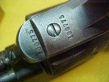 "#4970 Colt S/A 7-1/2""x45COLT, 100XXX range (1884), VG/VG+ bore - 13 of 19"