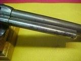 "#4970 Colt S/A 7-1/2""x45COLT, 100XXX range (1884), VG/VG+ bore - 4 of 19"