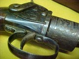 "#1504Mass Arms - Wesson & Levitt's Patent Belt Model, 5""x.31cal ...CASED SET!! - 19 of 25"