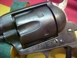 """#4974 Colt S/A 7-1/2""""x45COLT, 169XXX range (1896), fine bore - 6 of 24"""