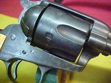 """#4974 Colt S/A 7-1/2""""x45COLT, 169XXX range (1896), fine bore - 3 of 24"""