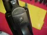 """#4974 Colt S/A 7-1/2""""x45COLT, 169XXX range (1896), fine bore - 22 of 24"""
