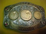 MB1 Trap shooting Championship belt buckles - 13 of 25