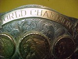 MB1 Trap shooting Championship belt buckles - 25 of 25