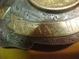 MB1 Trap shooting Championship belt buckles - 12 of 25