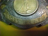MB1 Trap shooting Championship belt buckles - 3 of 25