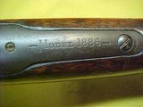 """#4931 Winchester 1886 OBFMCB rifle, 45/70 with 28"""" barrel - 12 of 24"""