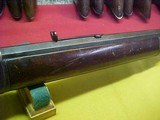 """#4931 Winchester 1886 OBFMCB rifle, 45/70 with 28"""" barrel - 5 of 24"""