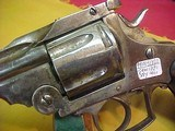 """#4810Smith & Wesson 1881 (COPY!!) D/A 6""""x 44WCF (44/40) - 9 of 24"""