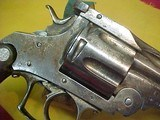 """#4810Smith & Wesson 1881 (COPY!!) D/A 6""""x 44WCF (44/40) - 4 of 24"""