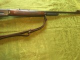 Winchester model 64 deluxe in 25-35 cal.