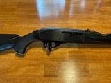 Remmington Black Diamond 22 caliber For