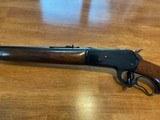 Winchester model 71 348 caliber