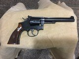 Smith & Wesson Post War K-22 Masterpiece Pre Model 17
