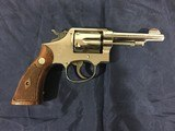 Smith & Wesson M&P pre model 10 .38 spl