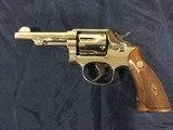 Smith & Wesson M&P pre model 10 .38 spl - 2 of 15
