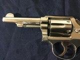 Smith & Wesson M&P pre model 10 .38 spl - 4 of 15
