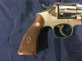 Smith & Wesson M&P pre model 10 .38 spl - 5 of 15