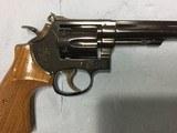 Smith & Wesson Model 48-3 .22 magnum with auxiliary .22 LR - 3 of 15