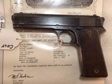 Colt 1905 45 acp pre 1911