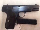 Colt 1903 Model M 32 acp Type 3 Pocket Hammerless