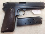 COLT 1905 45 acp with Colt letter to Missouri in 1907 - 1 of 15
