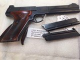 Colt Woodsman Match Target 2nd seriesNICE with extras - 5 of 15