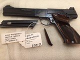 Colt Woodsman Match Target 2nd seriesNICE with extras - 1 of 15