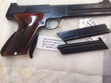 Colt Woodsman Match Target 2nd seriesNICE with extras - 14 of 15