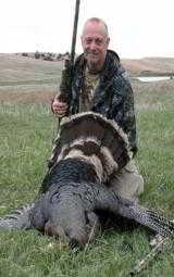 Nebraska Trophy Merriams Turkey Hunt!! High Success!!