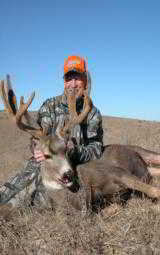Nebraska Trophy Mule Deer OR Whitetail Hunt (Hunters Choice!!) 100% shooting over the last 5 seasons!!! - 6 of 12