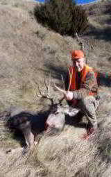 Nebraska Trophy Mule Deer OR Whitetail Hunt (Hunters Choice!!) 100% shooting over the last 5 seasons!!! - 4 of 12