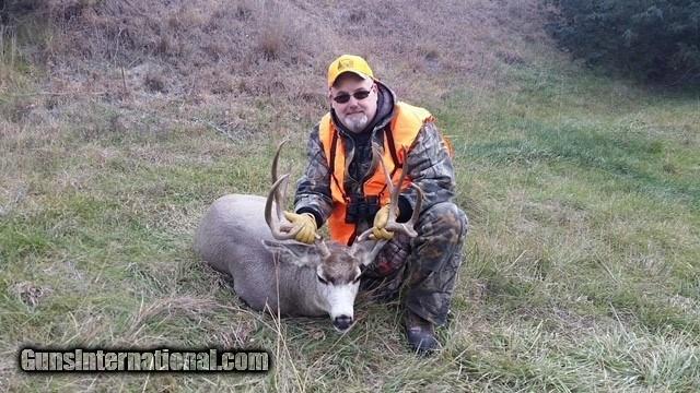 Nebraska Mule Deer or Whitetail (hunters choice) 4 day hunt