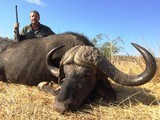 10 Day hunt for monster Cape Buffalo!! FAIR CHASE!! 100% SHOOTING!! - 11 of 13
