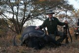 10 Day hunt for monster Cape Buffalo!! FAIR CHASE!! 100% SHOOTING!! - 10 of 13