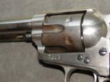 Colt Single Action Army 44-40 Nickel 1883- 12 of 15