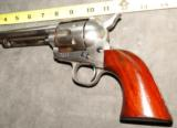 Colt Single Action Army 44-40 Nickel 1883- 4 of 15