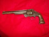 Smith & Wesson Revolver--American 1st. Model - 1 of 2