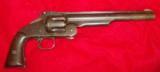 Smith & Wesson Revolver--American 1st. Model - 2 of 2