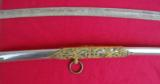 High Quality Antique Presentation Sword - 1 of 4