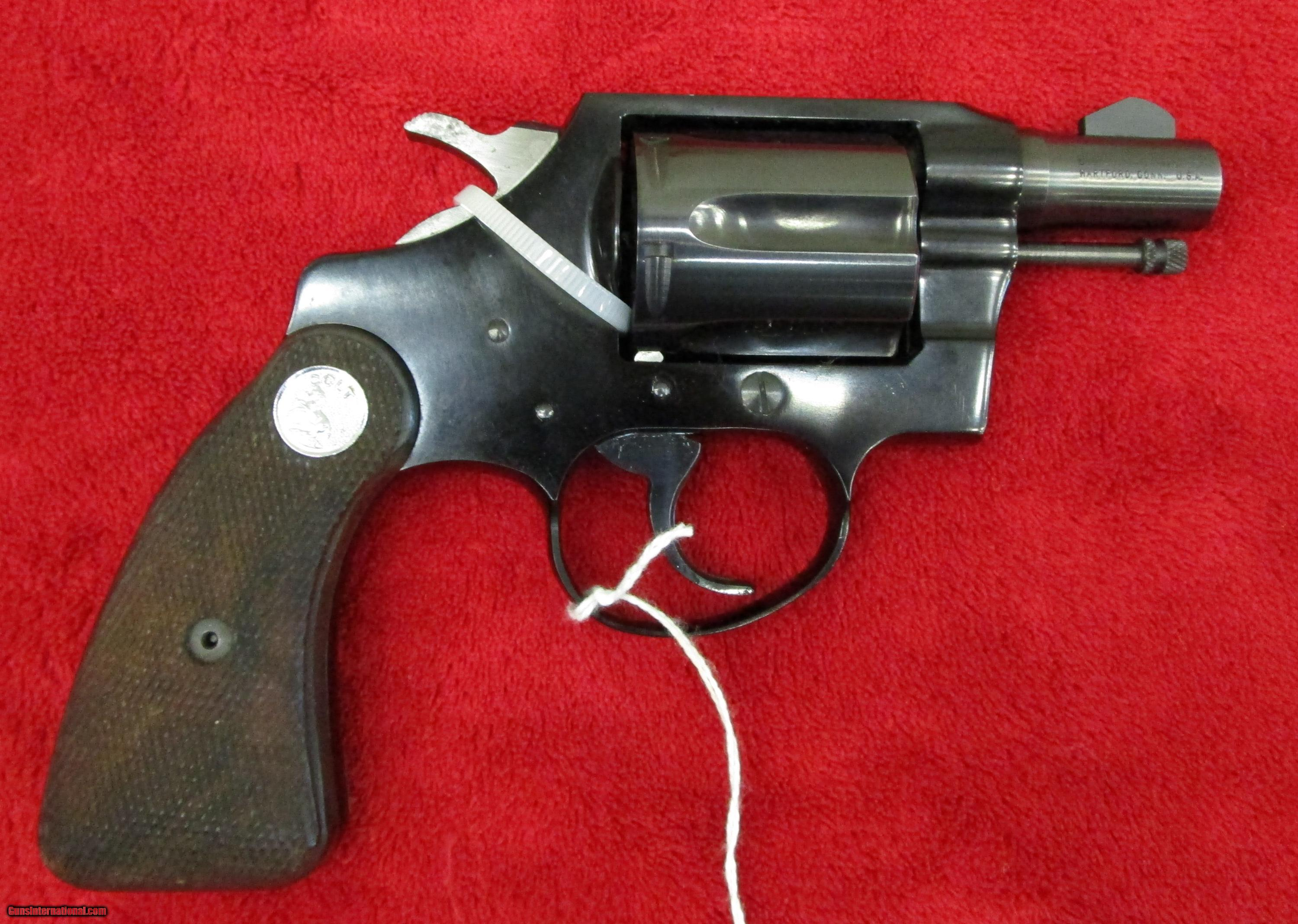 Types Of Email Accounts >> Colt Cobra .38 Special
