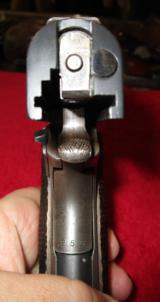 Norwegian Model 1914 Nazi era 45 ACP Pistol - 6 of 8