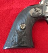 Colt Single Action Army3rd Gen with Knife (Unfired) - 5 of 14