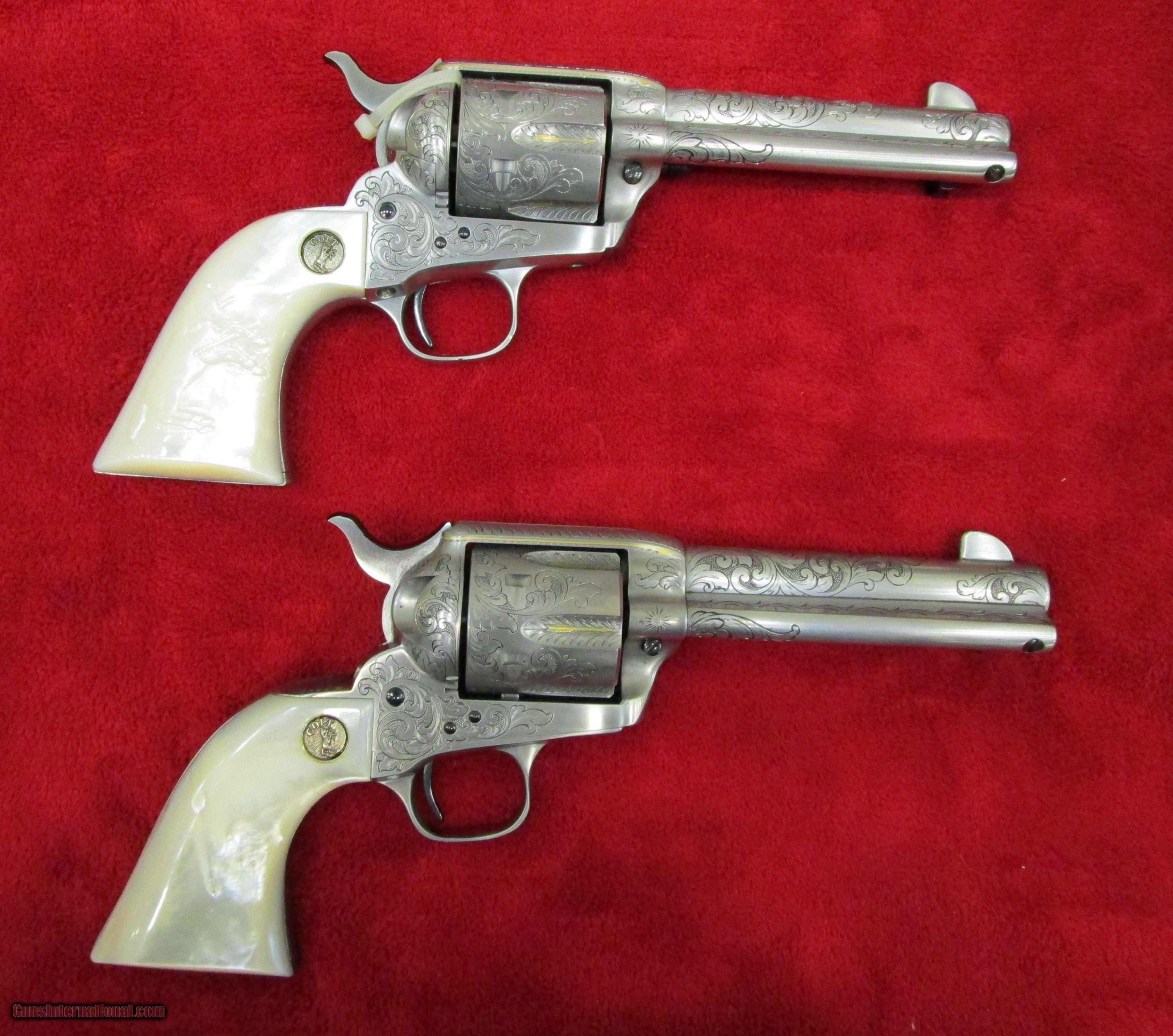 colt single action army serial number 1